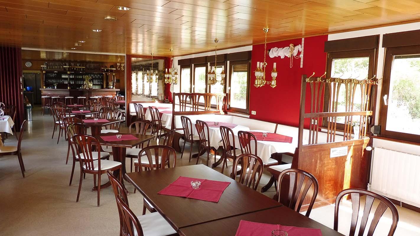 Innenbereich des Schiffs- & Ausflugsrestaurant Winterhafen