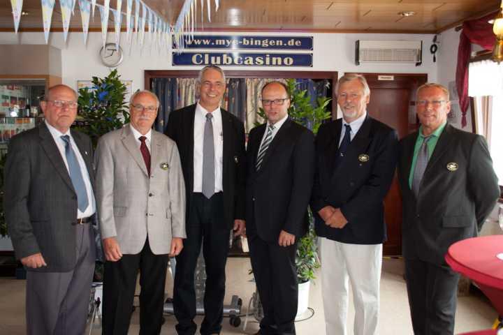 Der Vorstand von 2013